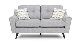 Presence 2 Seater Formal Back Sofa