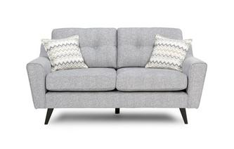 2 Seater Formal Back Sofa Presence Plain