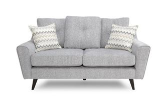 2 Seater Pillow Back Sofa Presence Plain