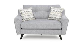 Presence Small 2 Seater Formal Back Sofa