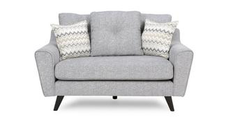 Presence Small 2 Seater Pillow Back Sofa