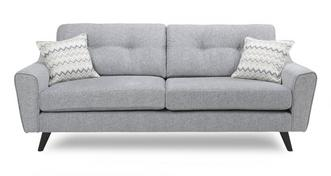 Presence 4 Seater Formal Back Sofa