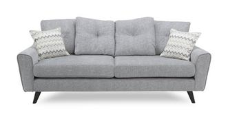 Presence 4 Seater Pillow Back Sofa