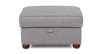 Quaint Storage Footstool