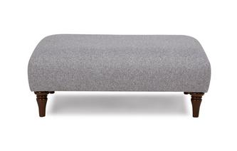 Large Bench Footstool Quaint