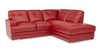Quantum Left Hand Facing Arm Corner Sofa