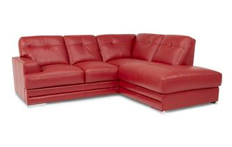 Left Hand Facing Arm Corner Sofa