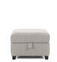 Quartz Foot Stool