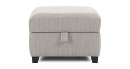 Quartz Storage Footstool