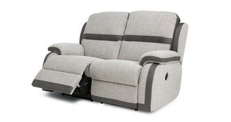 Quatro 2 Seater Manual Recliner