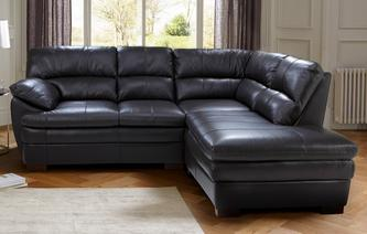 Quentin Left Hand Facing Arm Corner Sofa Venezia