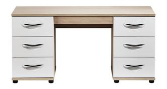 Quito Double Pedestal Dressing Table