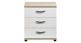 Quito 3 Drawer Wide Chest