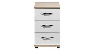 Quito 3 Drawer Narrow Chest