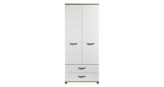 Quito 2 Door Robe with Drawers