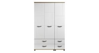 Quito 3 Door Robe with Drawers