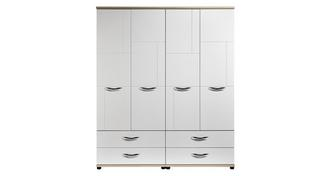 Quito 4 Door Robe with Drawers