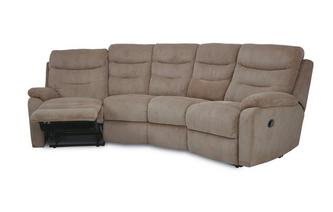 4 Seater Curved Electric Recliner