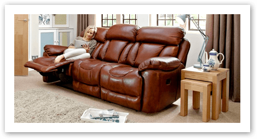 Brown Sofas : recliner sofa leather - islam-shia.org