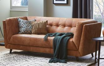 Reign 3 Seater Sofa Outback