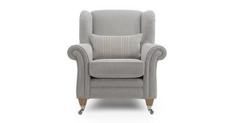 Renoir Plain Wing Chair