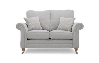 Plain 2 Seater Sofa