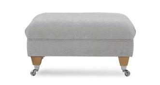Renoir Plain Footstool