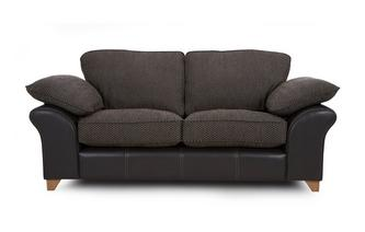 2 Seater Formal Back Sofa Reuben