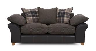 Reuben 2 Seater Pillow Back Sofa