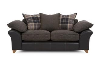 2 Seater Pillow Back Sofa Reuben