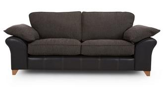 Reuben 3 Seater Formal Back Sofa