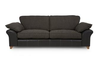 4 Seater Formal Back Sofa