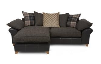 4 Seater Pillow Back Lounger Reuben