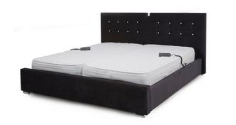 Revel King Size (5 ft) Adjustable Bed & Latex Mattress