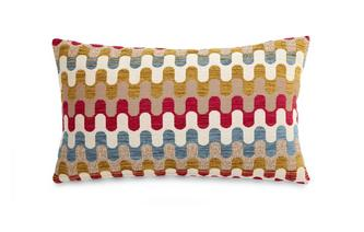 Pattern Bolster Cushion Revive Pattern