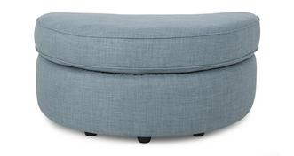 Revive Half Moon Footstool
