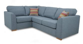 Revive Right Hand Facing 2 Seater Corner Sofa