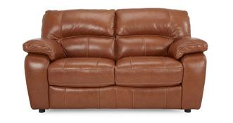 Reward Leather and Leather Look 2 Seater Sofa