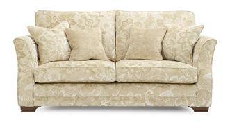 Romney Floral 3 Seater Sofa