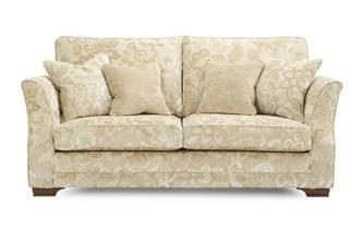 Floral 3 Seater Sofa Romney Floral