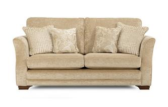 Plain 3 Seater Sofa Romney Plain