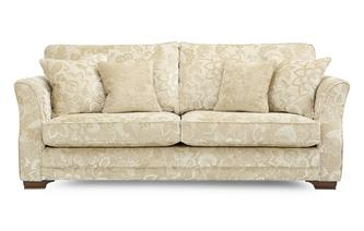 Floral 4 Seater Sofa Romney Floral