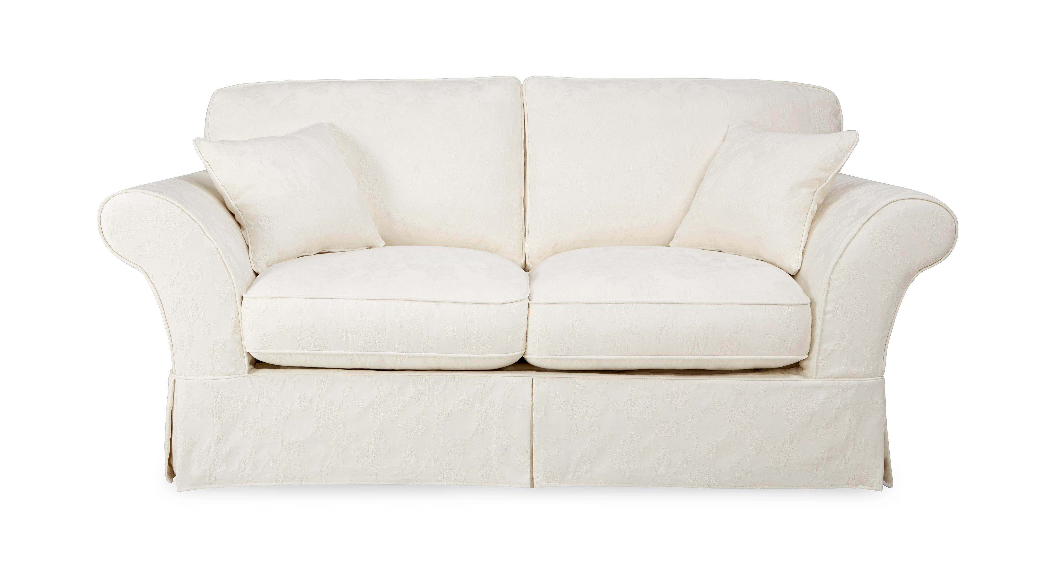 rosa 2 seater formal back sofa dfs. Black Bedroom Furniture Sets. Home Design Ideas