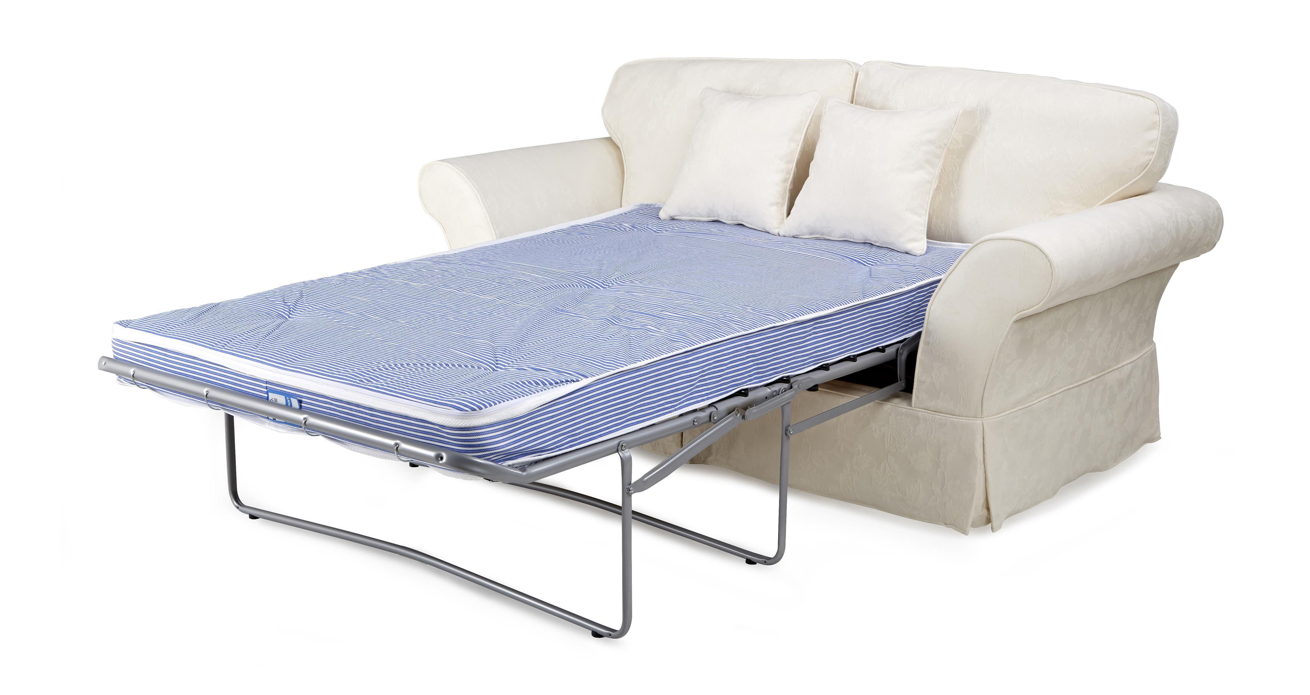 rosa 2 seater formal back deluxe sofabed dfs. Black Bedroom Furniture Sets. Home Design Ideas