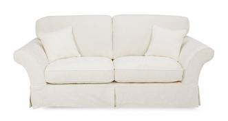 Rosa 3 Seater Formal Back Deluxe Sofabed