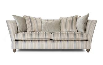4 Seater Sofa with Studs Rosetti
