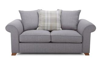 2 Seater Pillow Back Sofa Bed Rupert