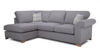 Rupert Right Arm Facing Formal Back Corner Deluxe Sofa Bed