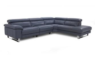 Option A Left Arm Facing Corner Sofa New Club