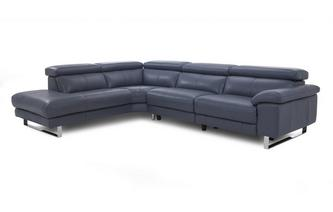 Option B Right Arm Facing Corner Sofa New Club